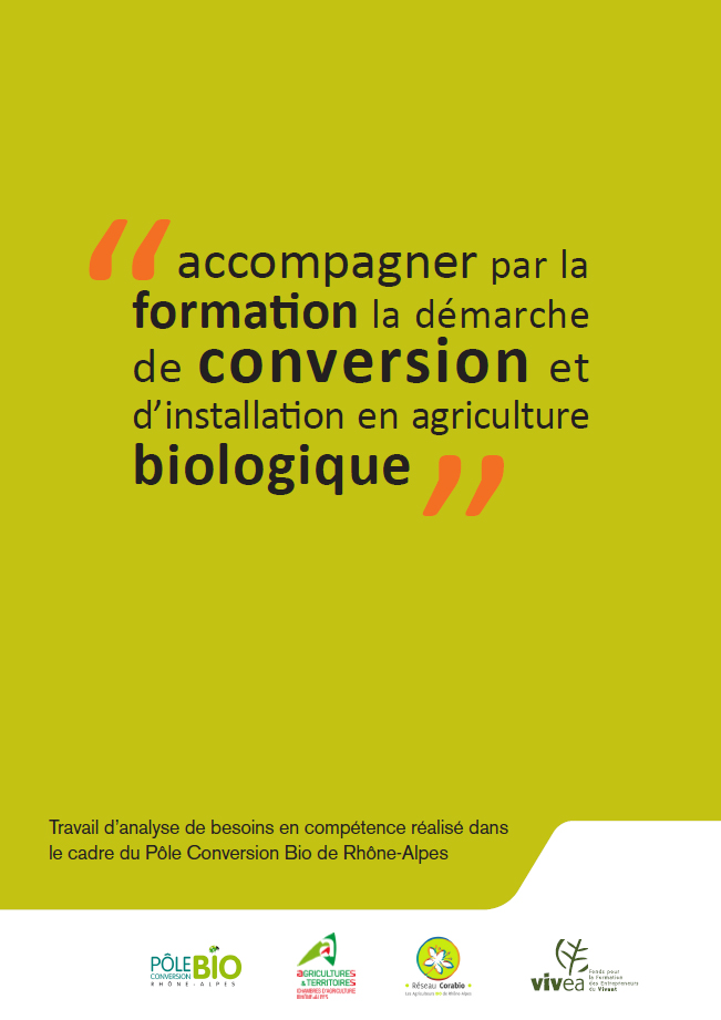 couv accompagner la conversion par la formation